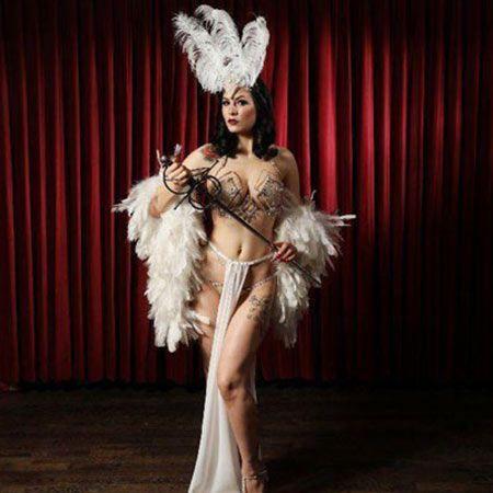Sally Marvel - Sideshow Burlesque, Freakshow Circus