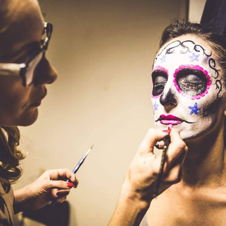 Sonya Parra - Theatrical Makeup Artist