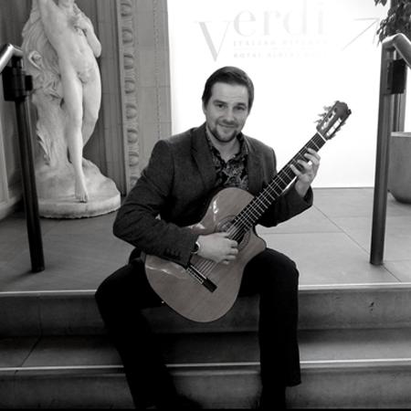 Scott Robertson - Guitarist