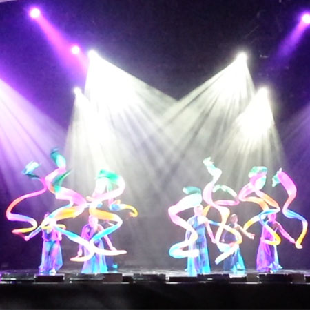 Wildfire Entertainment - Contemporary Ribbon Dance