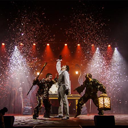 Cia. Mag Edgard - Stage Magic Shows