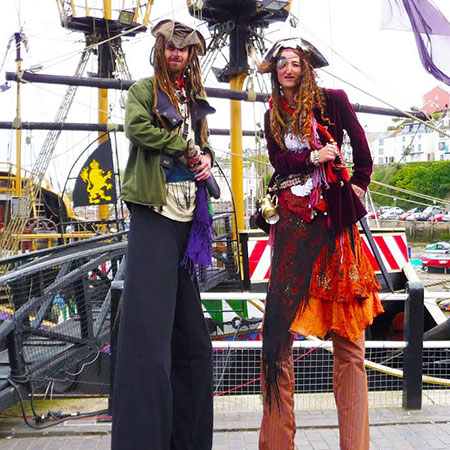 Tribe of Mog - Tall Pirates