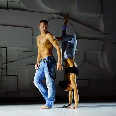 Duo Pride - Acrobatic Dance