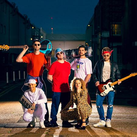 Jump Around - 90s band