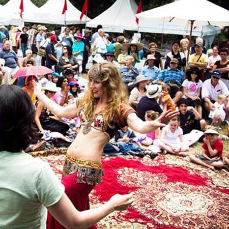 Flying Carpet Events - Drum Workshop