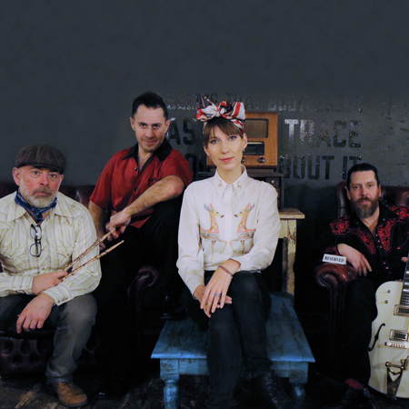 Ruby and The Dukes - Vintage 40s Band