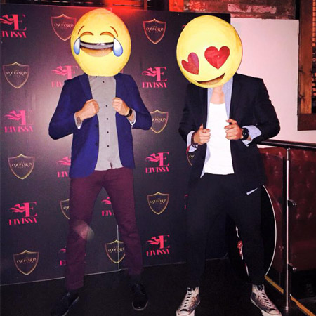 Pastiche - Emoji Heads