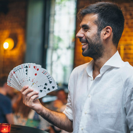 Jonathan Bitel - Magician