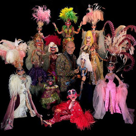 Murray Raine Puppets Australia