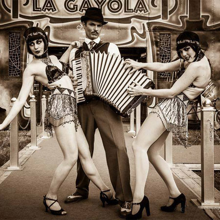 Voodoo De Luxe - 1920s Show