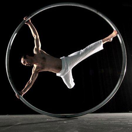 Pascal Haering - Cyr Wheel