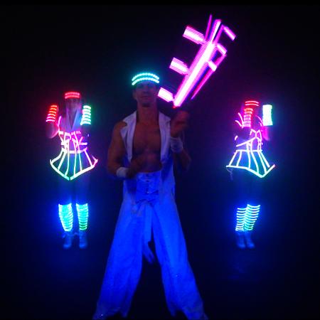 Gravitylive - Neon LED Act