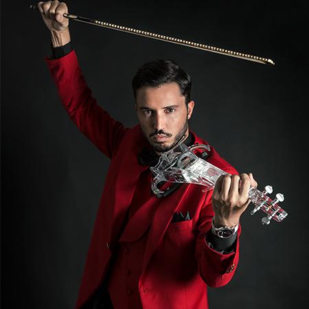 Stefano Camilli - Electric Violinist