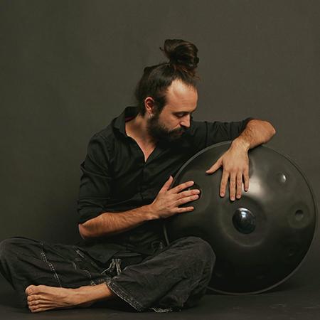 Miguel Hiroshi - Hang Drummer