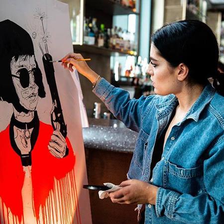 Shev Lunatic - Graffiti and Mural Artist