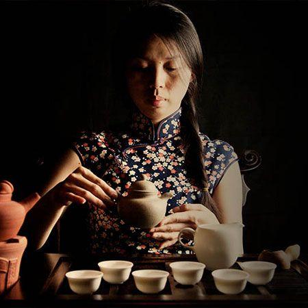 The Chinese Tea Company - Virtual Tea Tasting