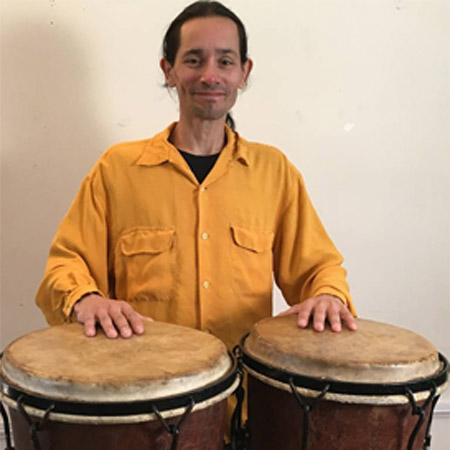 William Ruiz - Indigenous Caribbean Music Percussionist
