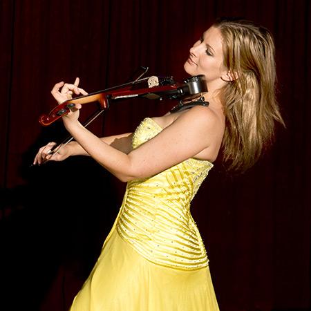 Sarah Moir - Electric Violinist