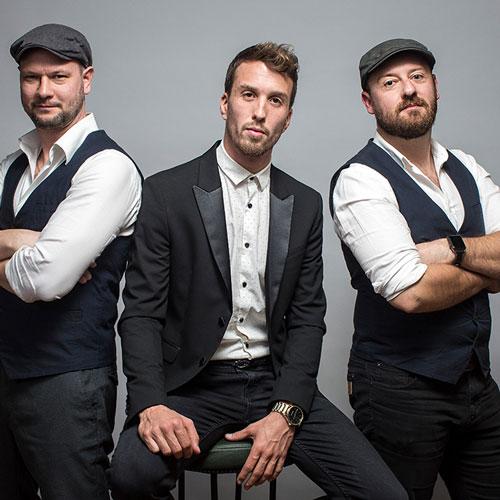 Acoustic Lounge trio