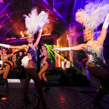Showgirls London
