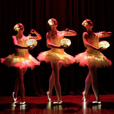Divine Company - Lantern Ballet