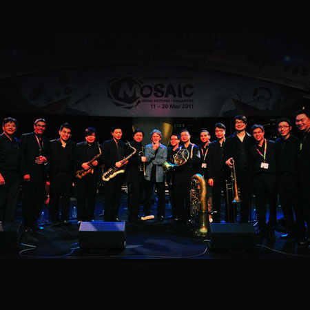 High Notes - The Summertimes Big Band