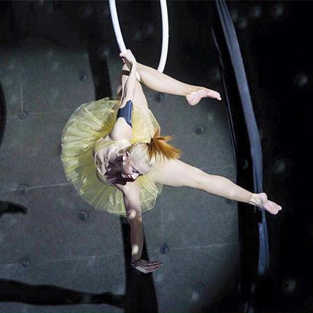 Endla - Aerial Dancer