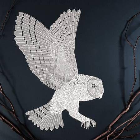 Pippa Dyrlaga - Paper Cutting Artist