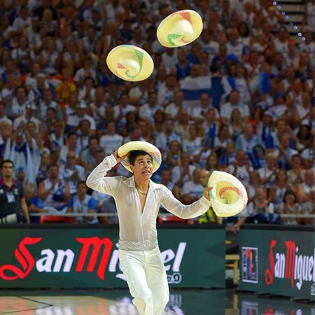 Juan Pablo Martinez - Juggler