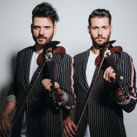 DuoViolins - Male Electric Violinists