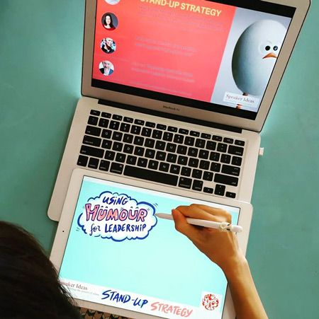 Virtual Mind Mapping & Scribe