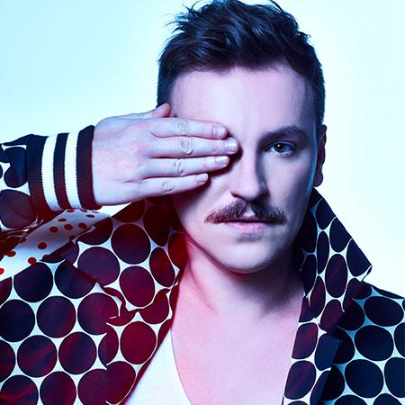 Homostash - DJ, promoter and singer-songwriter
