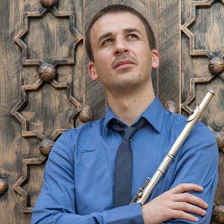 Yavor Penkov - Flute player