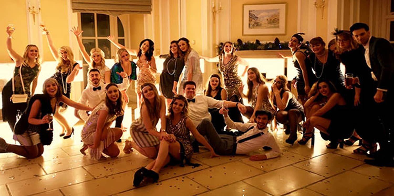 Scarlett Entertainment's 20s Themed Christmas Party