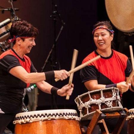 Taiko Centre: Taiko Drummers