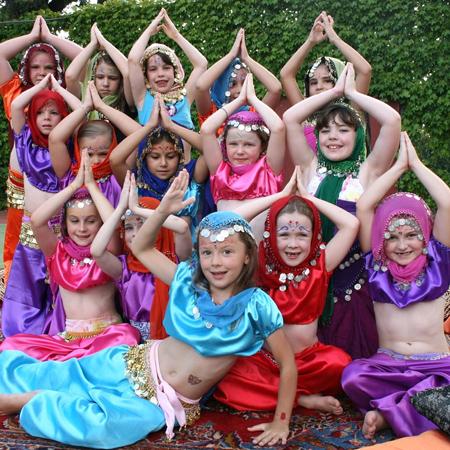Ulah - Children's Parties