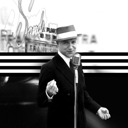 Roger Pabst and his Frank Sinatra Show