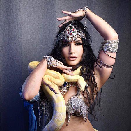 Joanne Camilleri - Belly Dancer