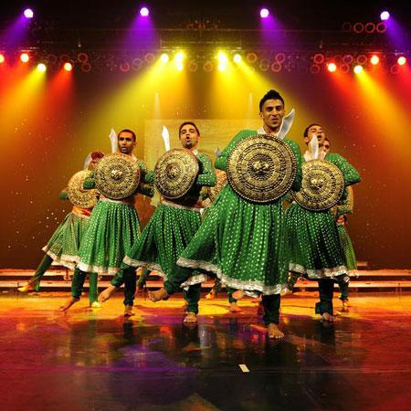 AATMA Performing Arts - Mystic India Show