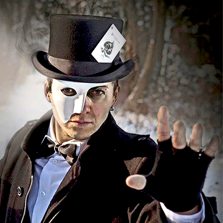 Lorenzo Cristian - Magician & Illusionist