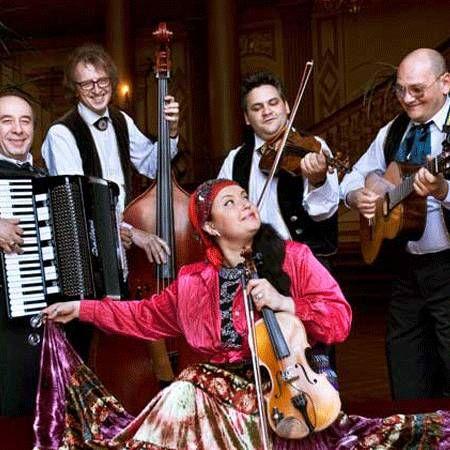 Tzigani Gypsy Band