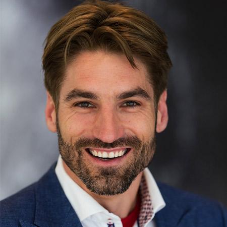 Gerrit Heijkoop - Dutch Event Host and Moderator