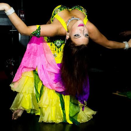 Anastasia - Belly Dancer