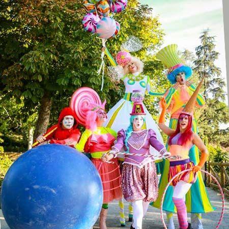 Bambolea Producciones - Candy Parade