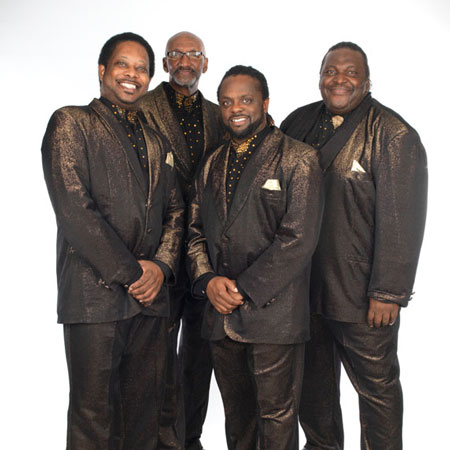American Four Tops Motown Show