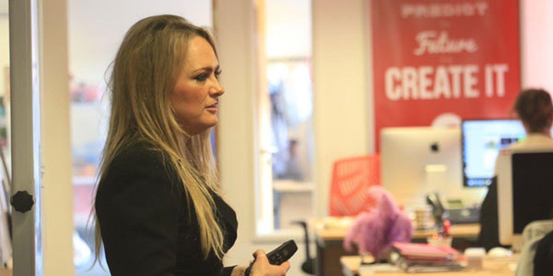 Event Host Chrissy Visits Scarlett HQ