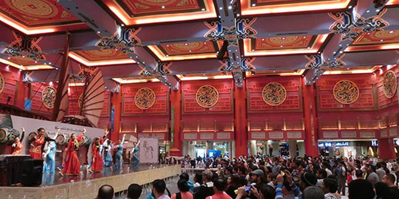 Scarlett Entertainment Again Provides World Class Entertainment For The Dubai Shopping Festival