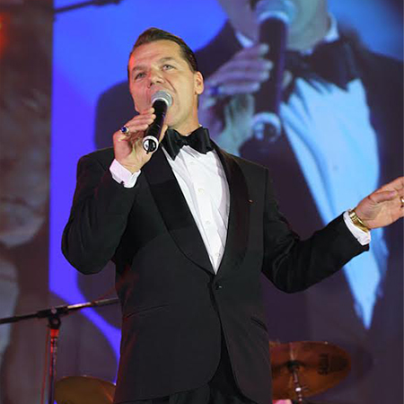 Nick D'Egidio - Frank Sinatra Impersonator