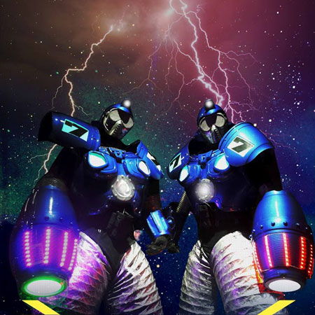 Thunder Brothers - Luxy Boyz