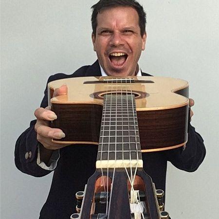Germán Cova - Guitarist